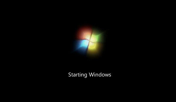 Запуск Windows