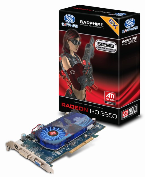 SAPPHIRE 3650 AGP DRIVER FOR WINDOWS 10