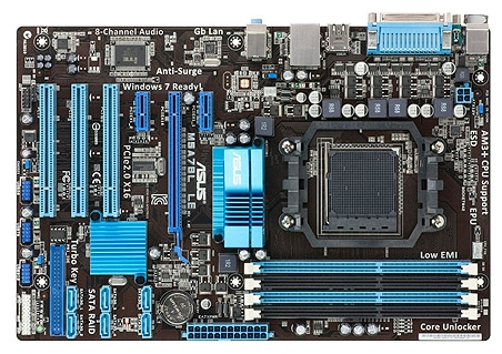 Asus M5A78L LE AMD RAID/ AHCI RaidXpert Windows
