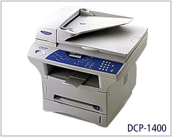 DOWNLOAD DRIVERS: BROTHER DCP-1400 PRINTER