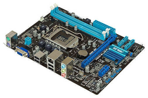 Asus P8H61-M LX PLUS BUpdater Drivers for Windows