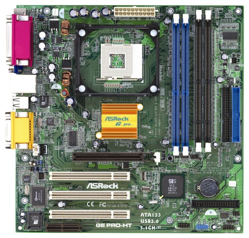 ASRock GE PRO-M2 Driver for Mac