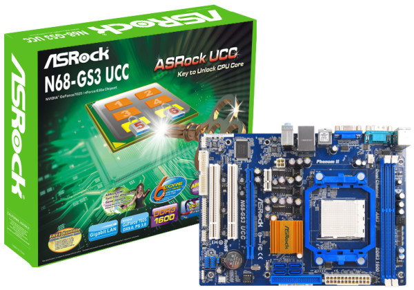 ASROCK N68-GS3 FX NVIDIA ALL-IN-1 DRIVERS WINDOWS 7