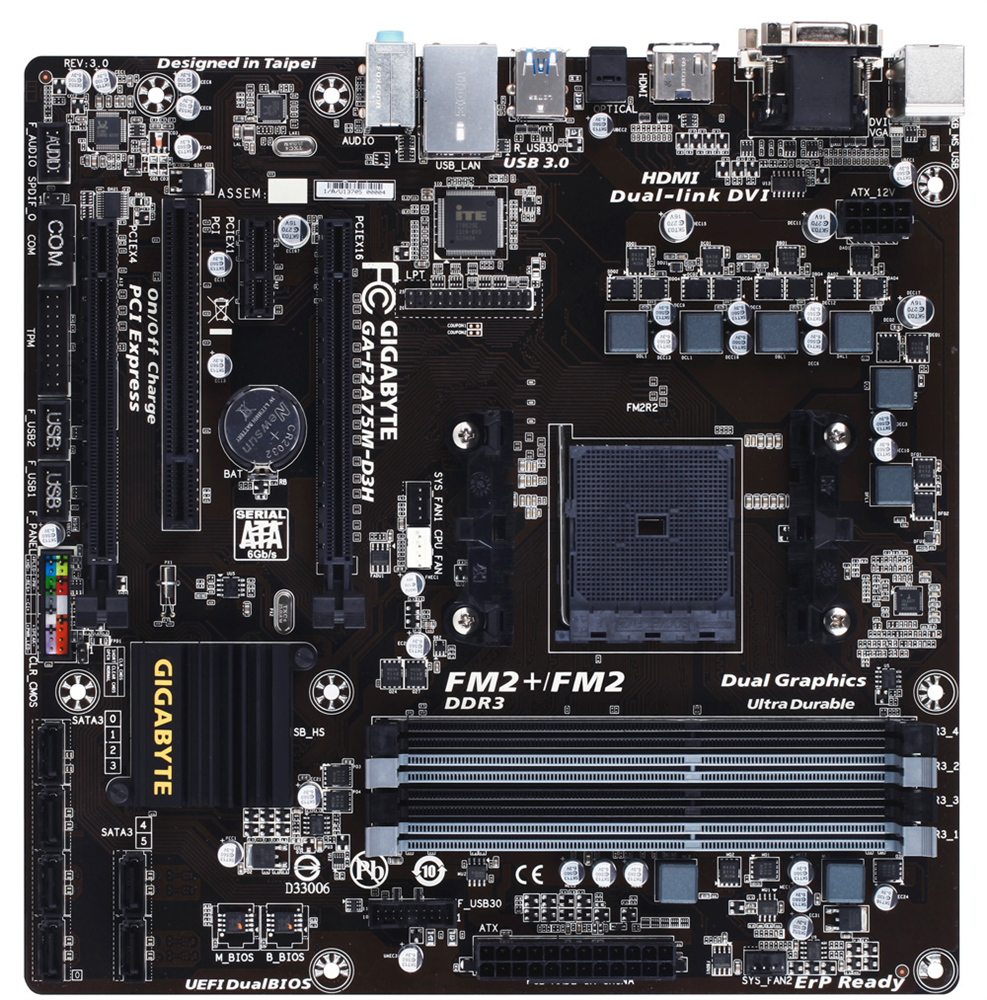 GIGABYTE GA-F2A75M-D3H AMD RAIDAHCI DRIVERS DOWNLOAD (2019)