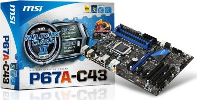 MSI P67A-C43 (B3) Intel Management Engine Driver for Mac Download