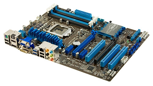 Drivers and Utilities for Motherboard Asus P8H V LE: