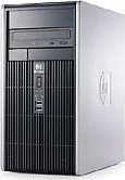 Compaq DC5800 BASE MODEL MICROTOWER PC