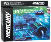 Manhattan 165495 Parallel PCI Card