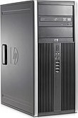 Compaq 8000 ELITE BASE MODEL CONVERTIBLE MINITOWER PC