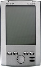 Toshiba Pocket PC e570
