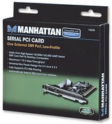 Manhattan 158206 Serial PCI Card